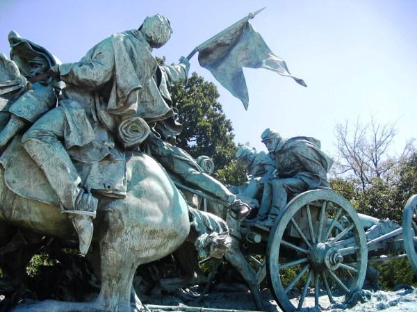 U. Grant Memorial In Washington . Charge Civil