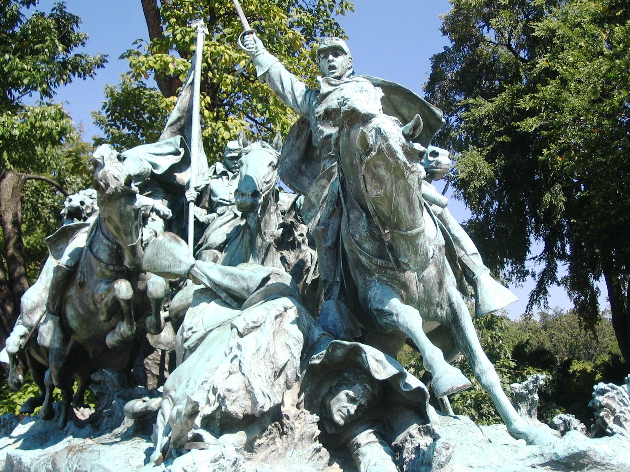 second-civil-war-statue-2