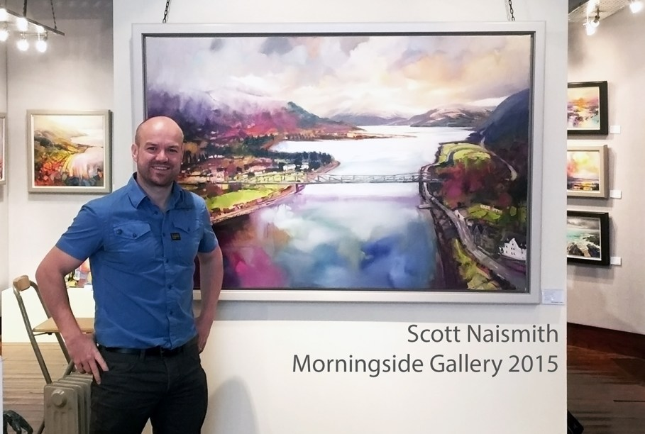 Morningside Gallery Scott Naismith