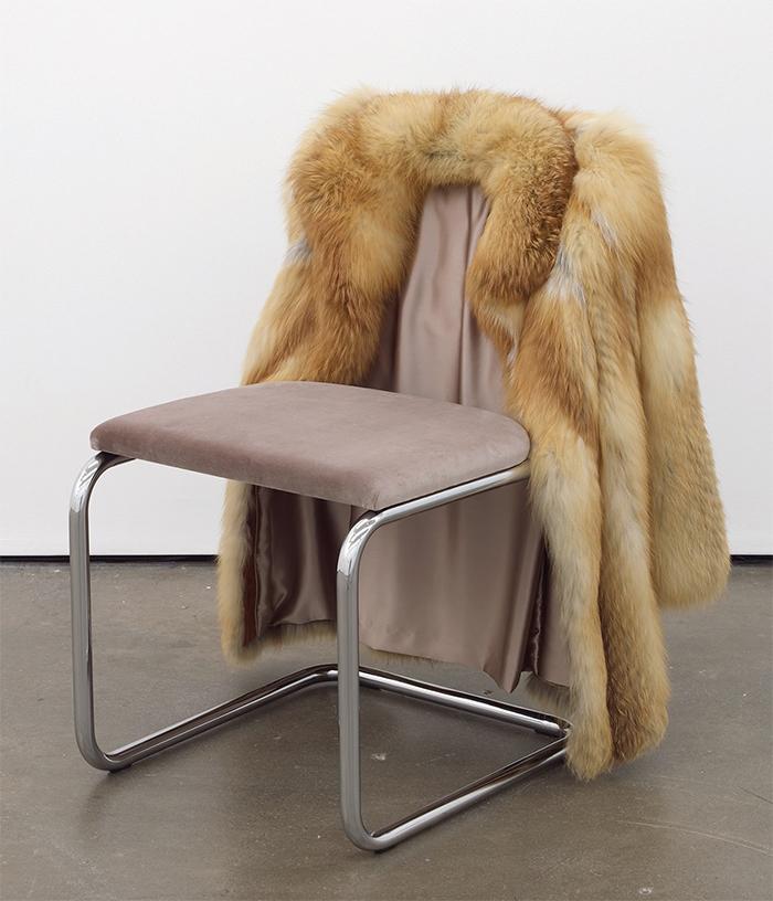 Nicole Wermers Untitled Chair