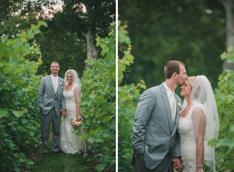 Missouri Winery Wedding  |  Parker & Caroline  |  August 9, 2013