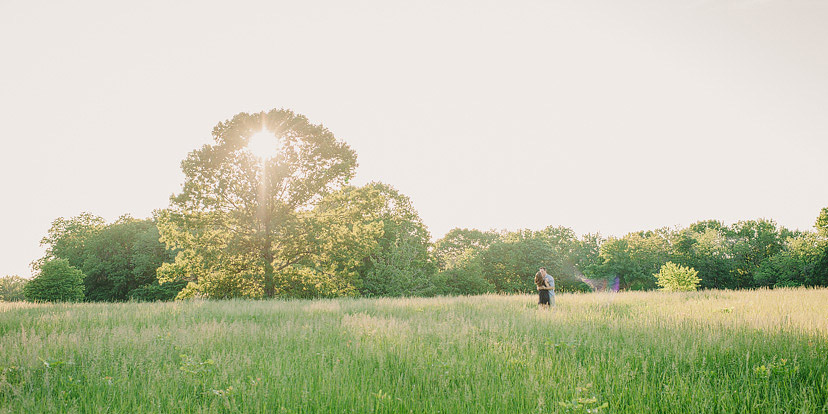 Columbia, Missouri Engagement  |  Brock + Natalie