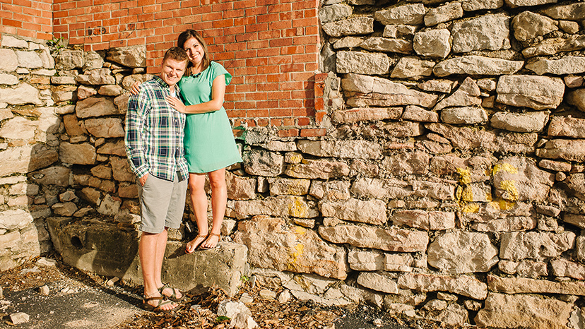 Columbia, Missouri Engagement  |  Ryan and Becky