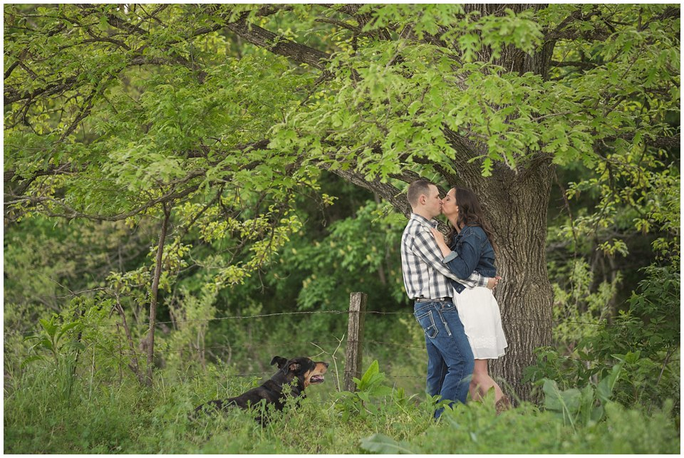 Country Engagement  | Allison + Scott