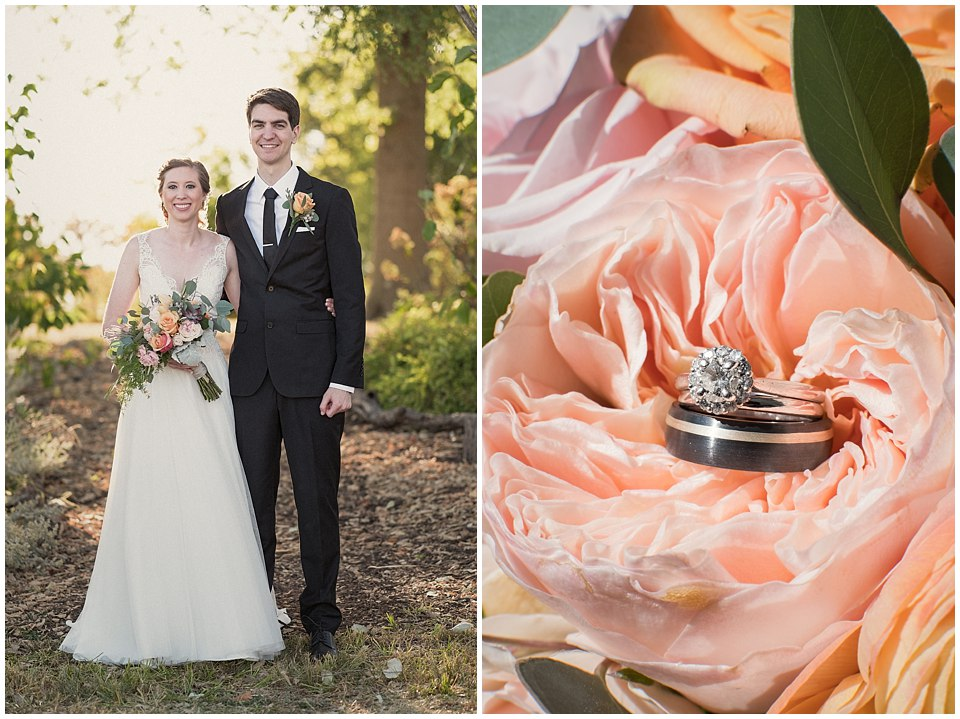 Blue Bell Farm Fall Wedding | Maggie & Martin