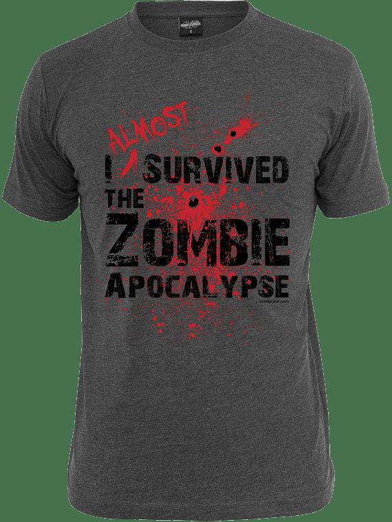 I Almost Survived the Zombie Apocalypse