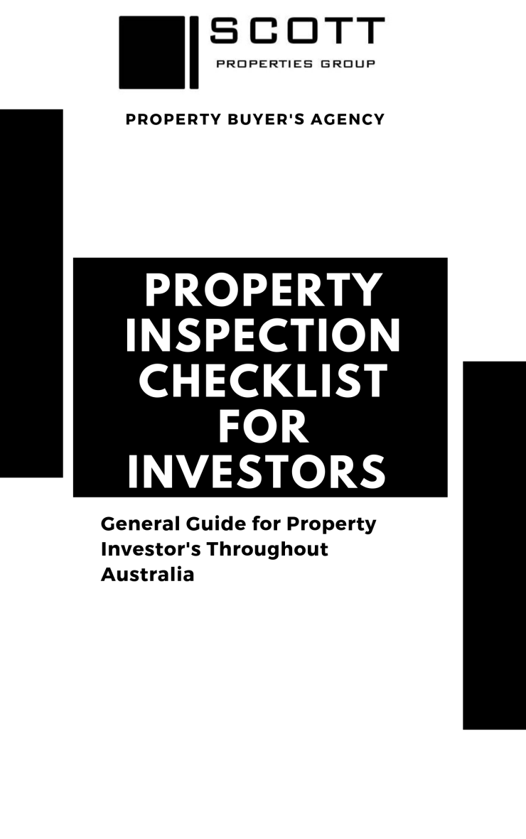 Scott Properties Group -Property Inspection Checklist