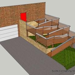 Wheelchair Design Giant Bean Bag Chair Lounger Amazon Ada Compliant Build Stlouis Residential Home