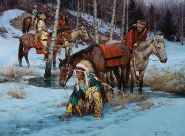 Gary Niblett - Western Fine Art Auctionwestern
