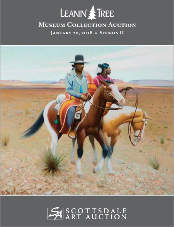 Art Auction Catalogue Western