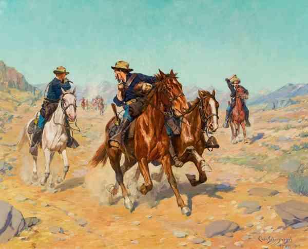Western Fine Art Auction Scottsdale Auctionwestern