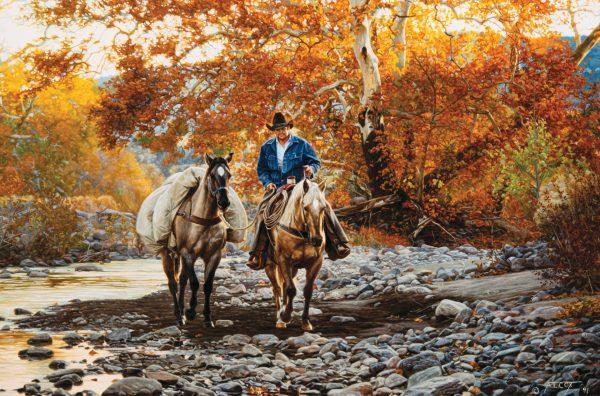 Tim Cox Western Art