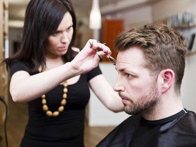 men s haircuts and