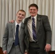 Elders Guthrie and Kendall