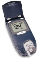 Old Accu-Chek Compact
