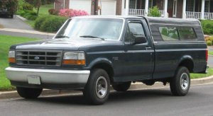 93 Ford F150