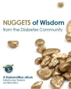 "Cover art for ""Nuggets of Wisdom"" e-book"