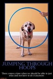 jumping-through-hoops