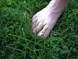 Not my foot...
