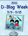 Logo for Second Annual Diabetes Blog Week