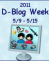 Logo for Second Annual Diabetes Blog Week