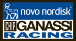 Picture of Novo Nordisk & Chip Ganassi Racing logo