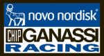 Picture of Novo Nordisk & Chip Ganassi Racing logo