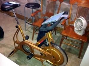 1984(?) Schwinn Spin Bike