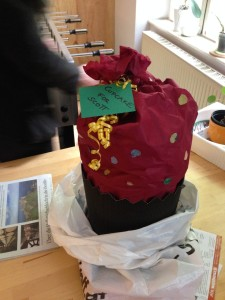 Cupcake for Scott!