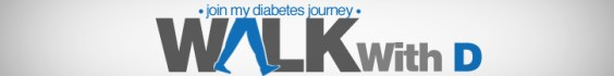 Walk With D - Join my diabetes journey