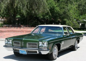 Image of an Oldsmobile Delta '88