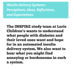 Front panel of the INSPIRE Brochure