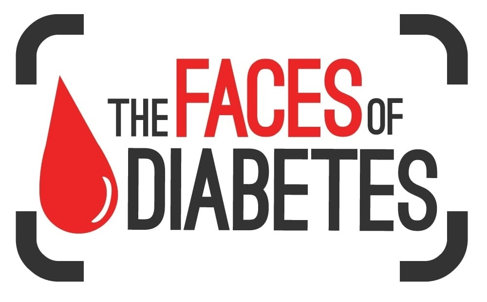 The Faces of Diabetes Logo