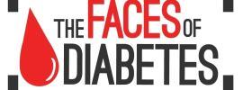 The Faces of Diabetes Logo