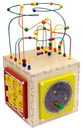 Pediatric waiting room toy