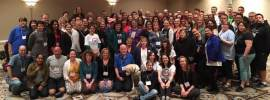 Group photo - The Diabetes UnConference Las Vegas 2016 Alumni