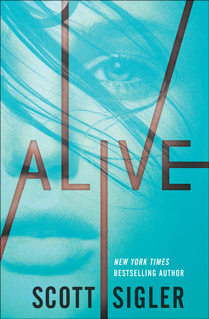 Image result for alive by scott sigler