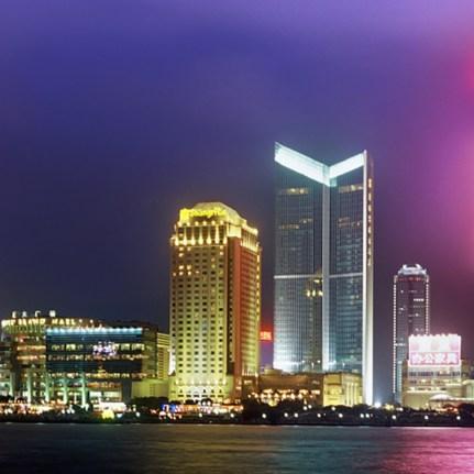 Pudong Shangri-La Grand Tower (KPF) - Shanghai