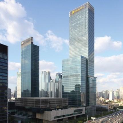 Jing An Kerry Center (KPF) - Shanghai