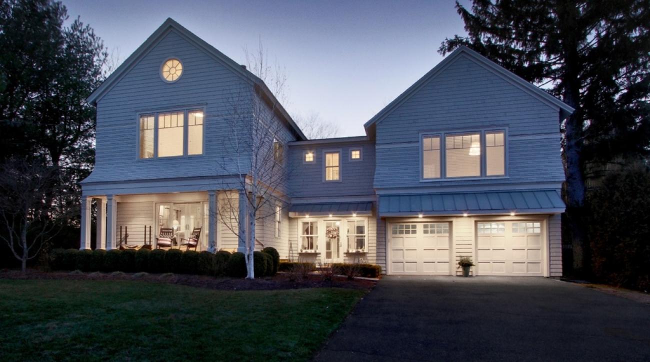 Burnham Hill Addition Westport Connecticut