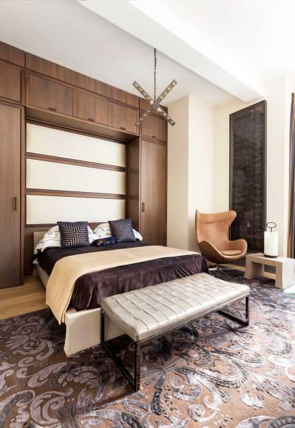 Chelsea Loft - New York - Guest Bedroom