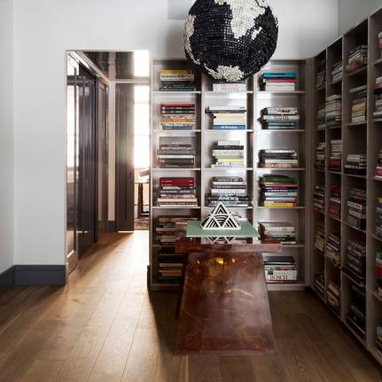Chelsea Loft - New York - Library