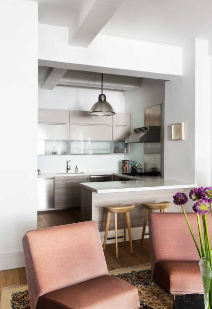 Chelsea Loft - New York - Kitchen