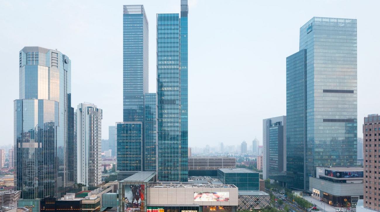 Jing An Kerry Centre Shanghai