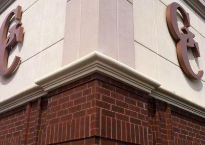 Granite City Corner Band Repair