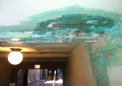Nebraska State Capitol Ceiling Repairs