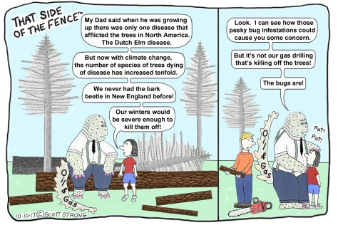 Emily's Heart to Heart Talk with Oil & Gas Over Dead Trees in America.jpg