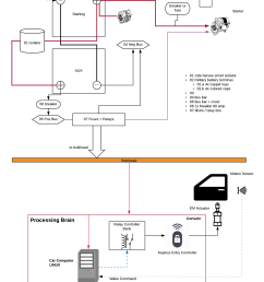 electrical relay diagram [ 1309 x 1728 Pixel ]