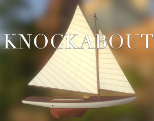 screen cap of Knockabout in SketchFab viewer