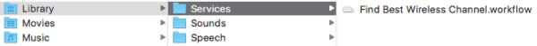 screenshot of folder location in Finder window
